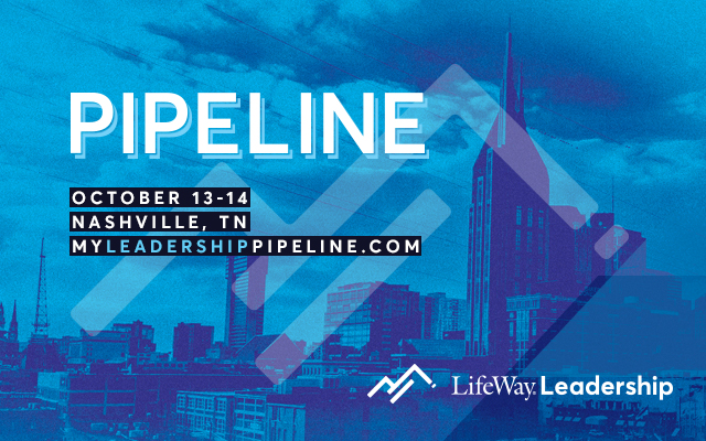 Developing Leaders in the Church (Pipeline LeadershipConference)