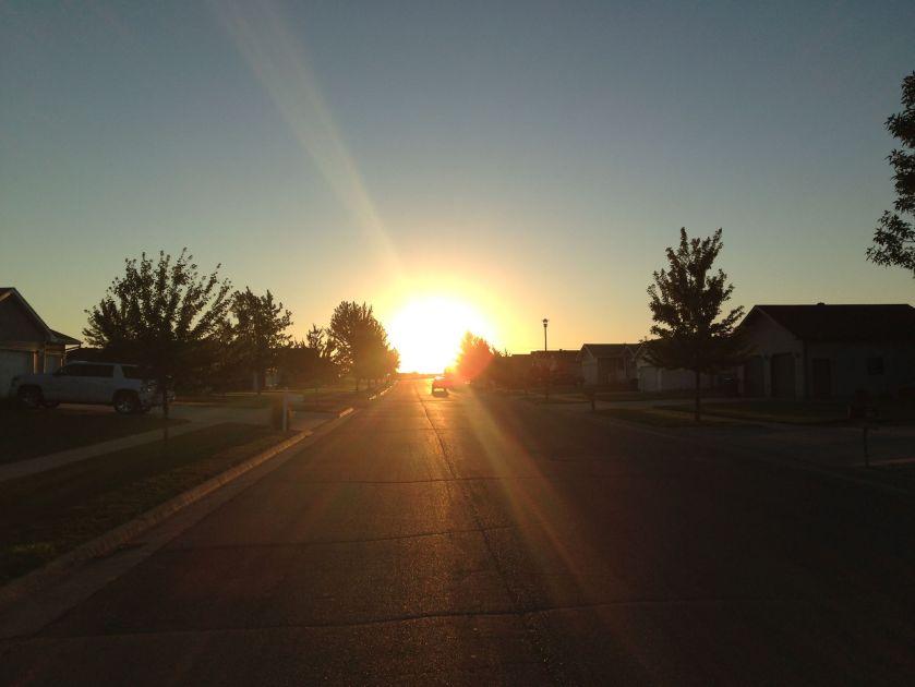 Watertown Sunrise