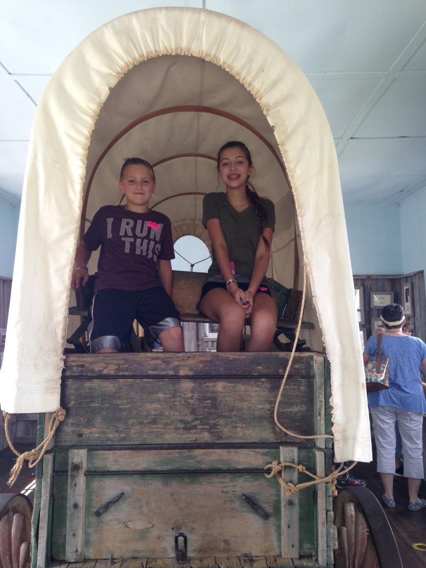 Audra and Noah