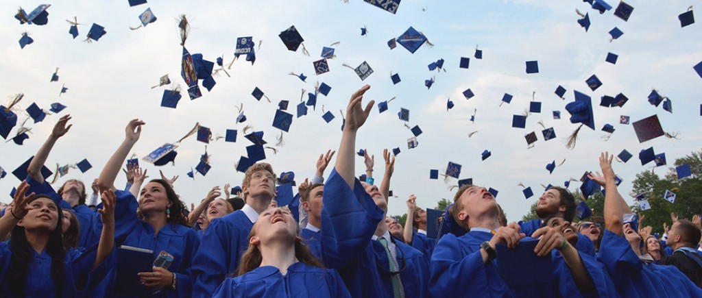 Advice For Graduating High School Seniors