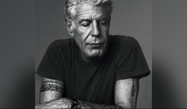 Anthony Bourdain and the Pursuit of Happiness
