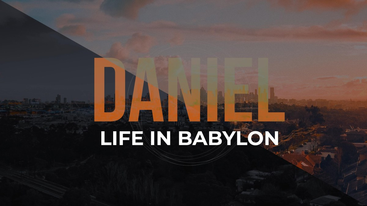 "Daniel 3 ""Lives Set On Fire"""